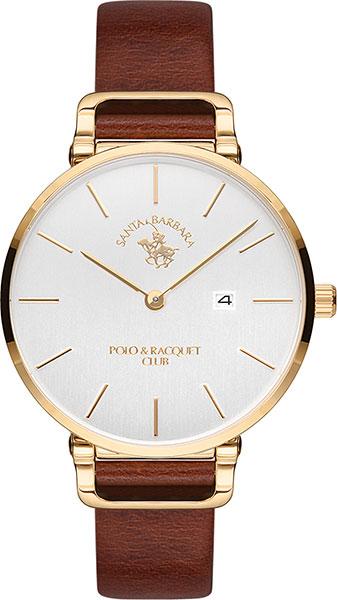Женские часы Santa Barbara Polo & Racquet Club SB.10.1134.2 мужские часы santa barbara polo