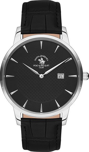 Мужские часы Santa Barbara Polo & Racquet Club SB.14.1001.2 рубашка мужская santa barbara polo
