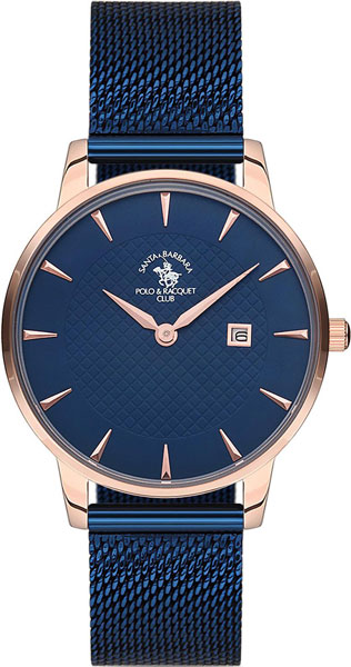 Женские часы Santa Barbara Polo & Racquet Club SB.14.1004.3 рубашка мужская santa barbara polo