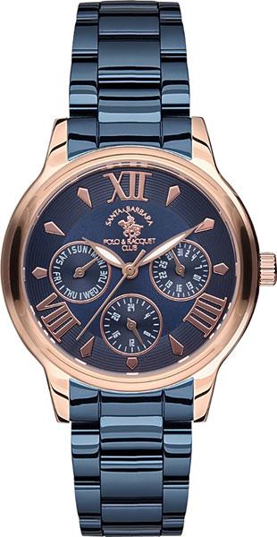 Женские часы Santa Barbara Polo & Racquet Club SB.3.1138.6 мужские часы santa barbara polo
