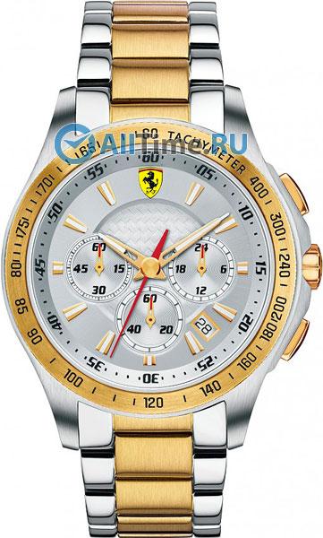 Мужские часы Scuderia Ferrari SF-830051 часы scuderia ferrari