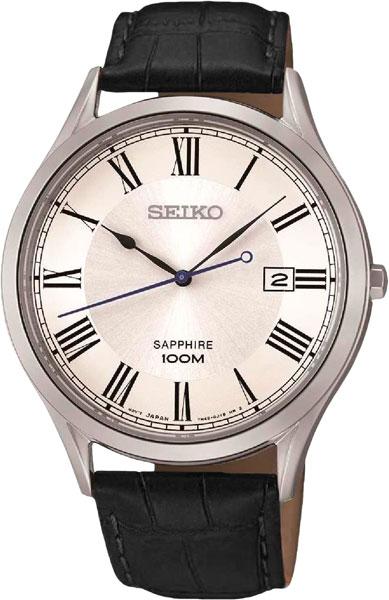 Мужские часы Seiko SGEG97P2 шапка носок airblaster lunchbreak beanie black