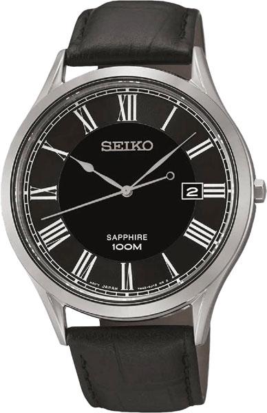 цена Мужские часы Seiko SGEG99P1 онлайн в 2017 году