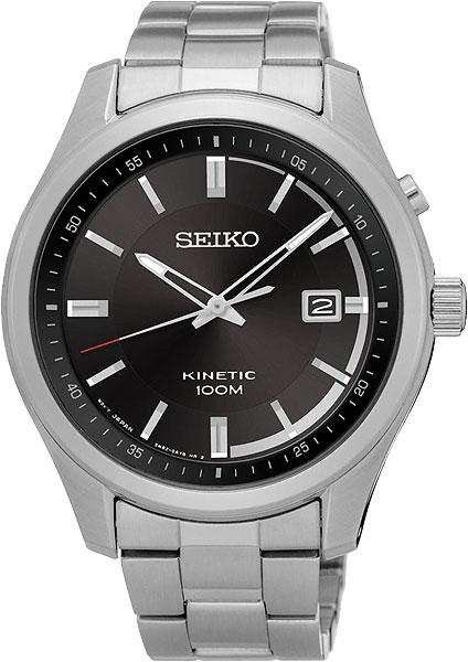 Мужские часы Seiko SKA719P1 японские часы оками