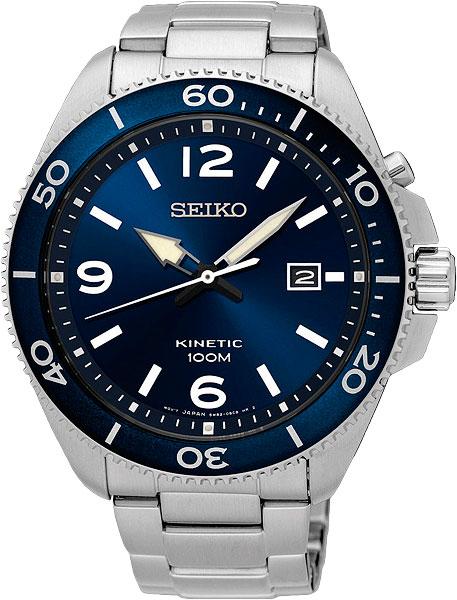 Мужские часы Seiko SKA745P1 цена и фото