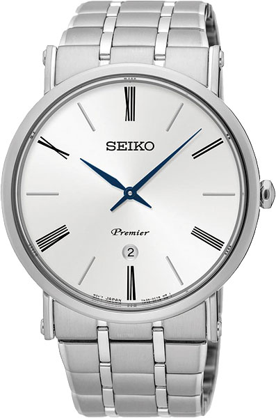 цена Мужские часы Seiko SKP391P1 онлайн в 2017 году