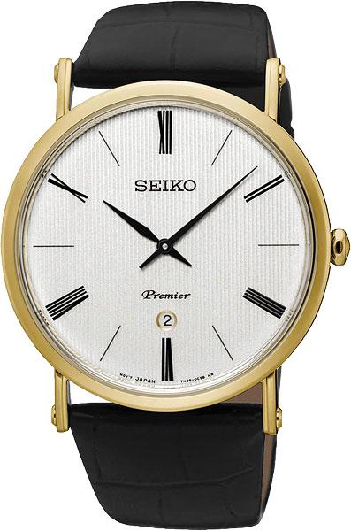 Мужские часы Seiko SKP396P1 цена и фото