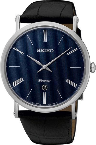 Мужские часы Seiko SKP397P1 цена и фото