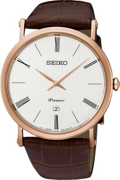 Мужские часы Seiko SKP398P1 цена и фото
