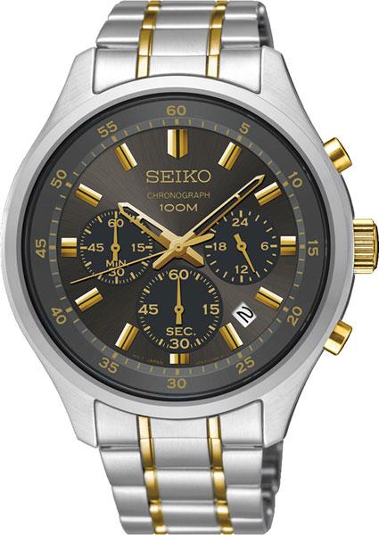 Мужские часы Seiko SKS591P1 цена и фото