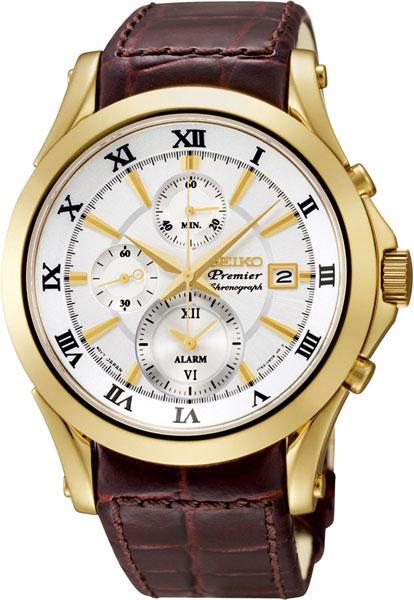 Мужские часы Seiko SNAF22J1 мужские часы seiko skp398p1