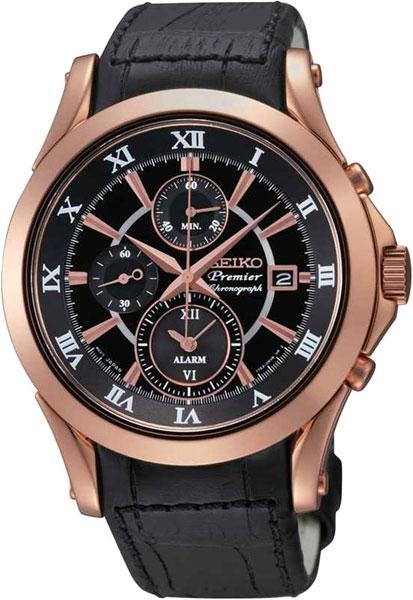 Наручные часы Seiko SNAF24J1 — купить в интернет-магазине AllTime.ru по лучшей цене, фото, характеристики, инструкция, описание