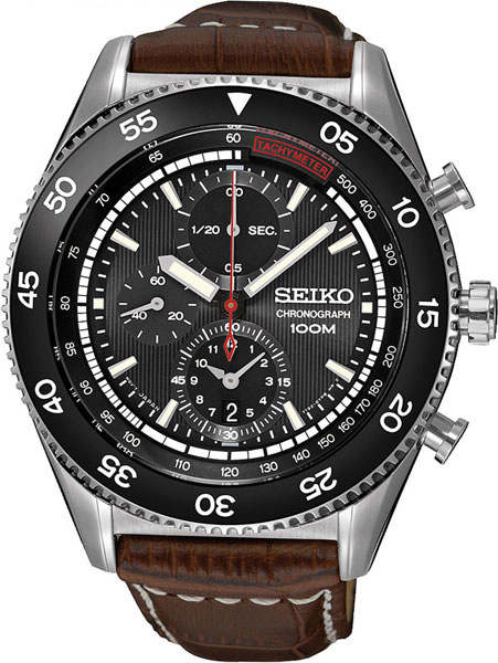 Мужские часы Seiko SNDG57P2 кий для пула cuetec 1 рс черный 21 076 57 5