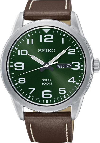 цена Мужские часы Seiko SNE473P1 онлайн в 2017 году