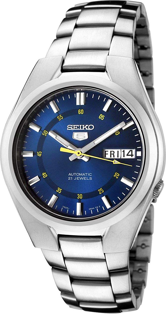 лучшая цена Мужские часы Seiko SNK615K1