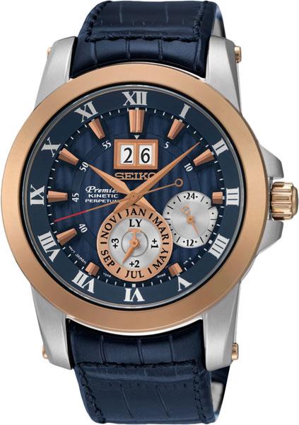 Мужские часы Seiko SNP126P1 seiko premier snp126p1