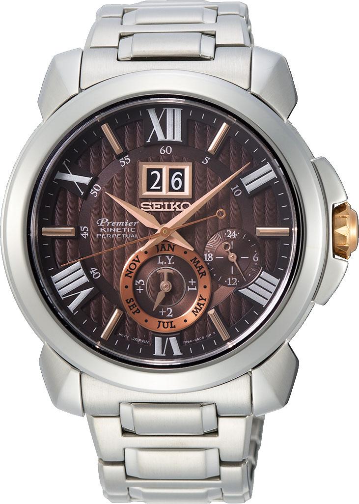 Мужские часы Seiko SNP157P1