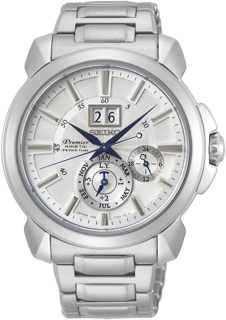цена Мужские часы Seiko SNP159P1 онлайн в 2017 году