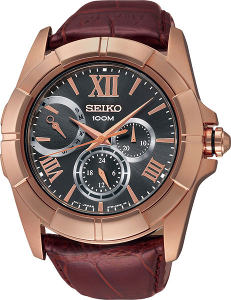Фото - Мужские часы Seiko SNT046P1 бензиновая виброплита калибр бвп 13 5500в