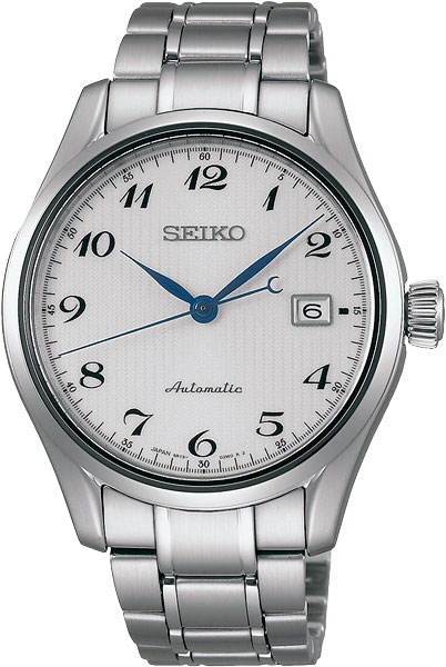 Мужские часы Seiko SPB035J1 u7 2016 новая мода силиконовая и нержавеющая сталь браслет мужчины изделий 18k позолоченный браслеты