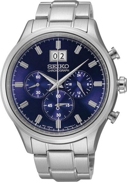 Мужские часы Seiko SPC081P1 u7 2016 новая мода силиконовая и нержавеющая сталь браслет мужчины изделий 18k позолоченный браслеты