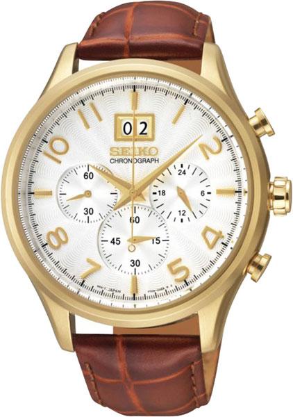 цена  Мужские часы Seiko SPC088P1  онлайн в 2017 году