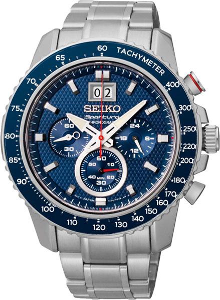Seiko SPC135P1 | мужские часы Rhythm CMP528NR18