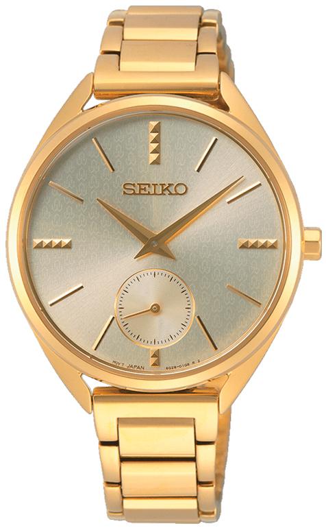 лучшая цена Женские часы Seiko SRKZ50P1
