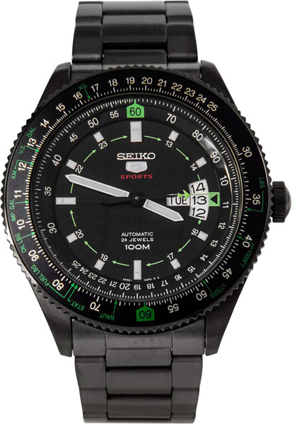 Мужские часы Seiko SRP617K1 arteast шкатулка федоскино снегурочка исп силантьева 14 5х8 5 15957