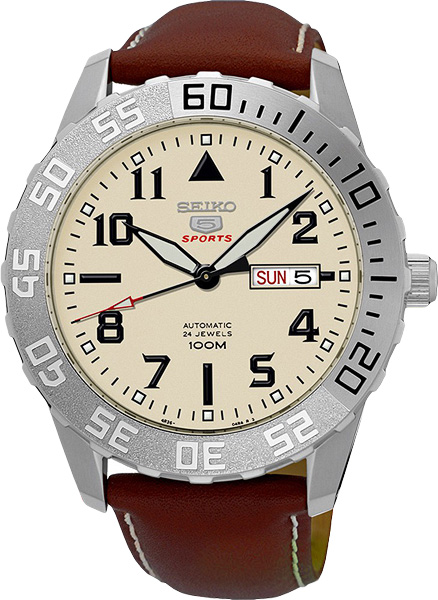Причины по которым стоит купить мужские часы Сейко