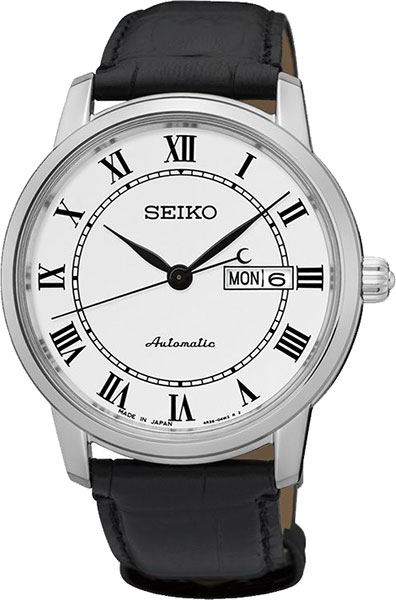 цена Мужские часы Seiko SRP761J2 онлайн в 2017 году