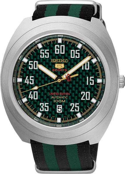 Мужские часы Seiko SRPA89K1 цена и фото