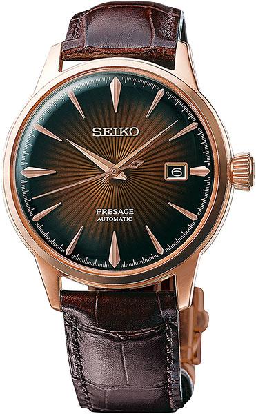 Мужские часы Seiko SRPB46J1 цена и фото