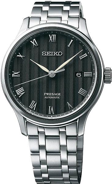 цена Мужские часы Seiko SRPC81J1 онлайн в 2017 году