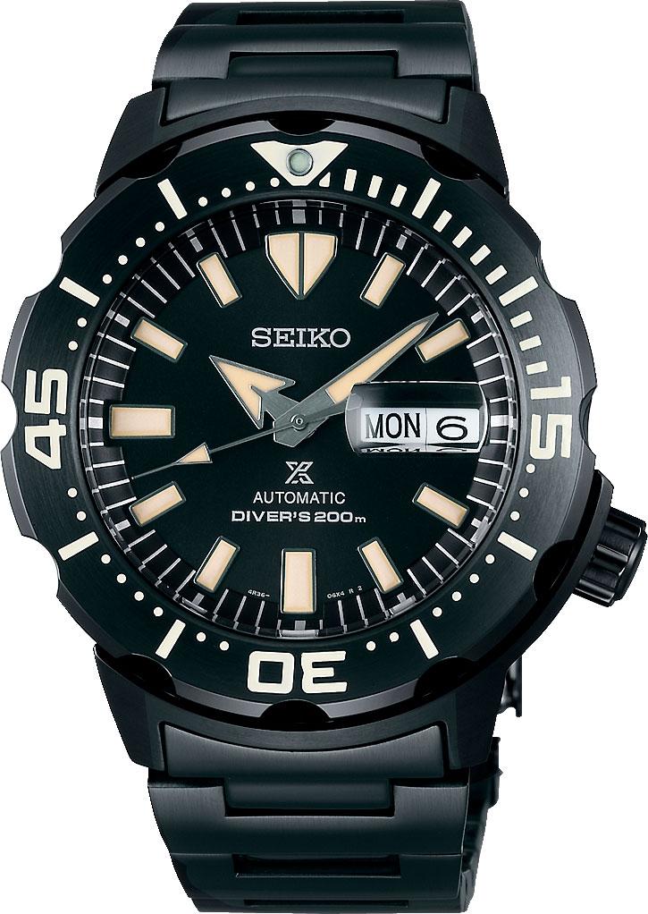 Японские мужские часы в коллекции Prospex Мужские часы Seiko SRPD29K1 фото