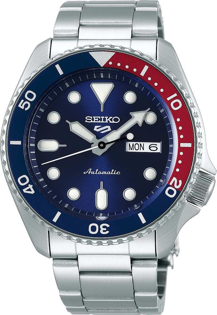 Японские мужские часы в коллекции SEIKO 5 Мужские часы Seiko SRPD53K1 фото