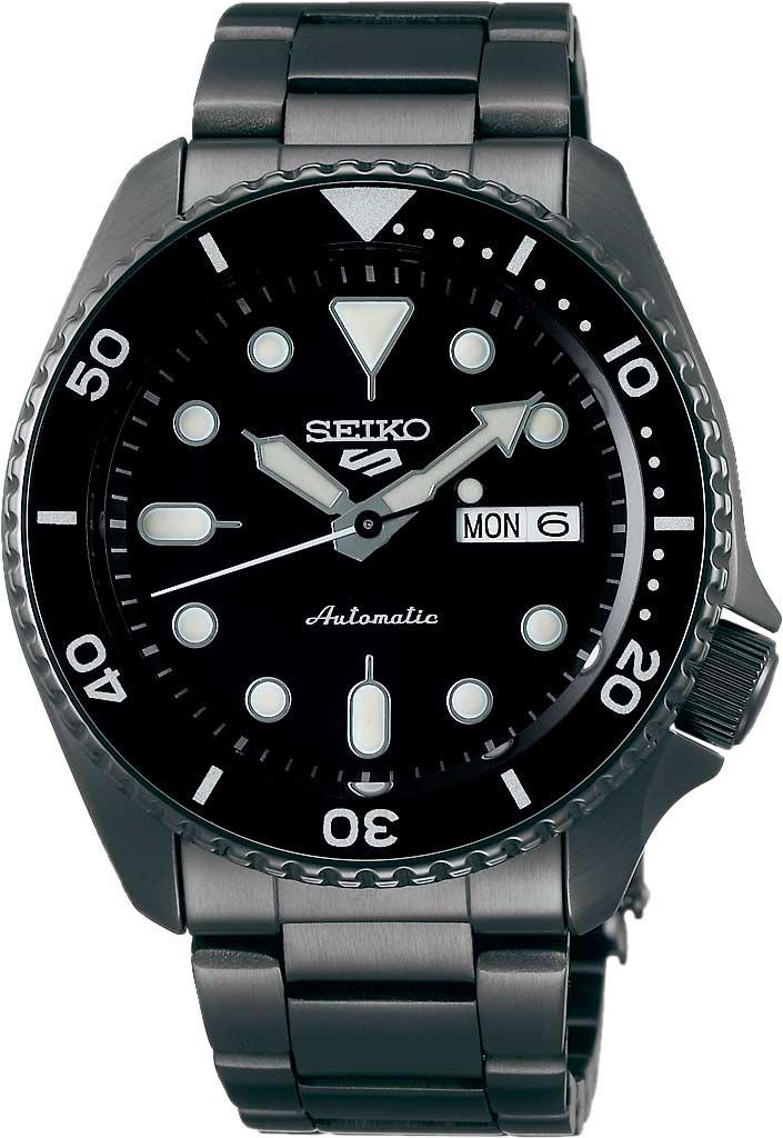 Японские мужские часы в коллекции SEIKO 5 Мужские часы Seiko SRPD65K1 фото
