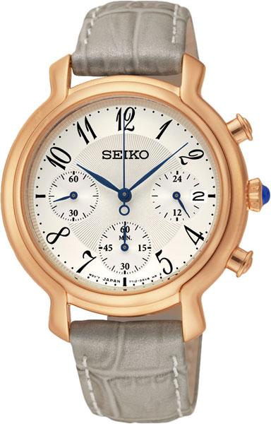 все цены на  Женские часы Seiko SRW872P1  онлайн
