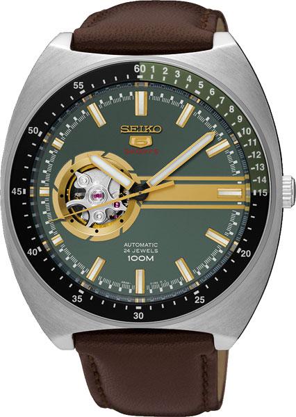 где купить Мужские часы Seiko SSA333K1 дешево
