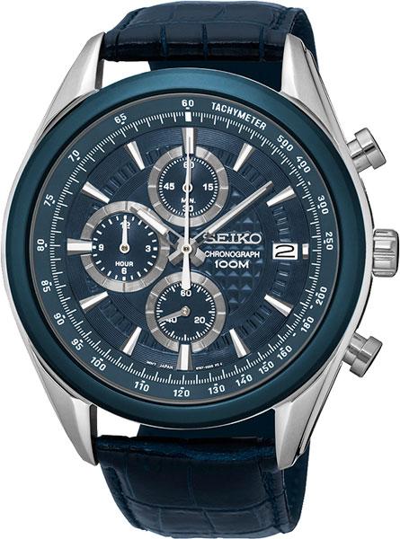 Мужские часы Seiko SSB177P2 цена и фото