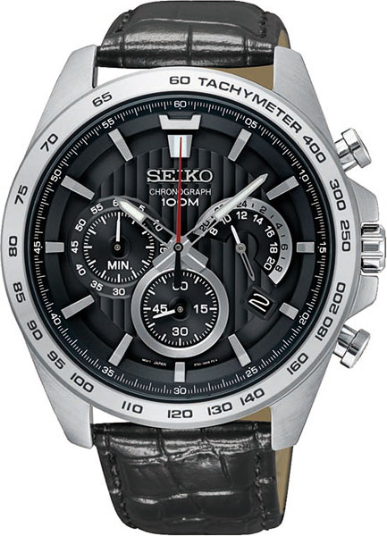 лучшая цена Мужские часы Seiko SSB305P1