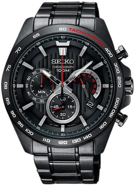 цена Мужские часы Seiko SSB311P1 онлайн в 2017 году