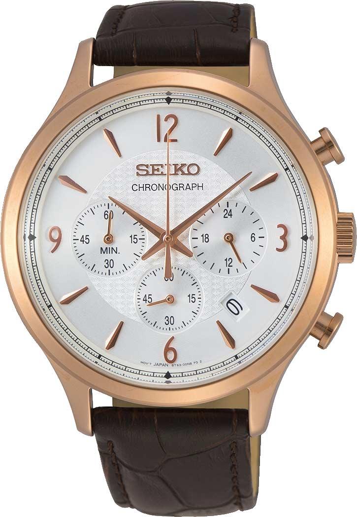 Мужские часы Seiko SSB342P1
