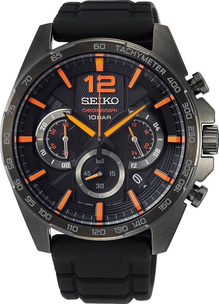 Мужские часы Seiko SSB351P1