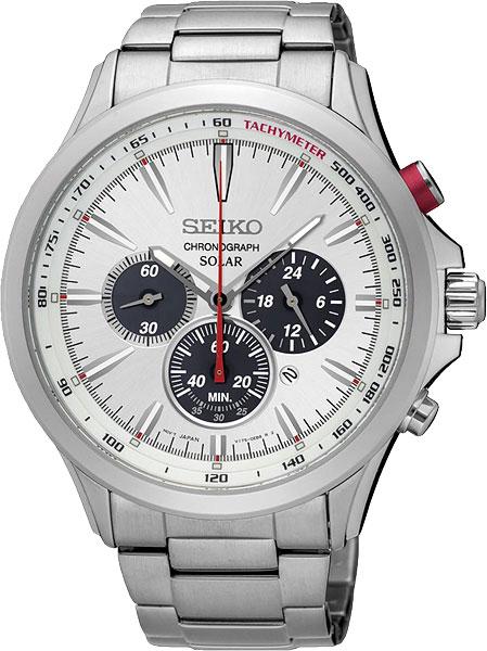 Мужские часы Seiko SSC491P1 цена