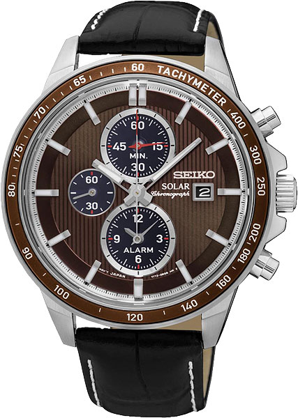 купить Мужские часы Seiko SSC503P1 по цене 28500 рублей