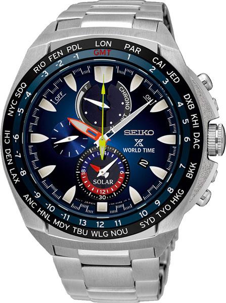Мужские часы Seiko SSC549P1