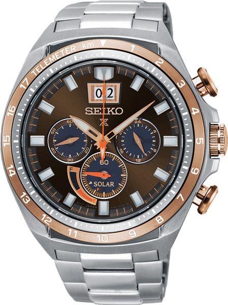 Мужские часы Seiko SSC664P1