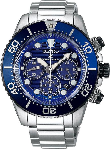 Мужские часы Seiko SSC675P1