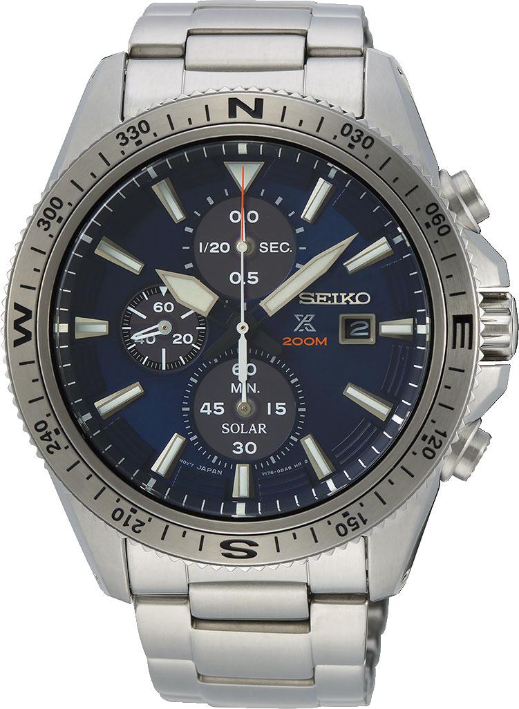 Мужские часы Seiko SSC703P1